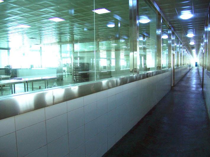 com 地址: 陕西省宝鸡市陈仓科技工业园 参观走廊         醒发室